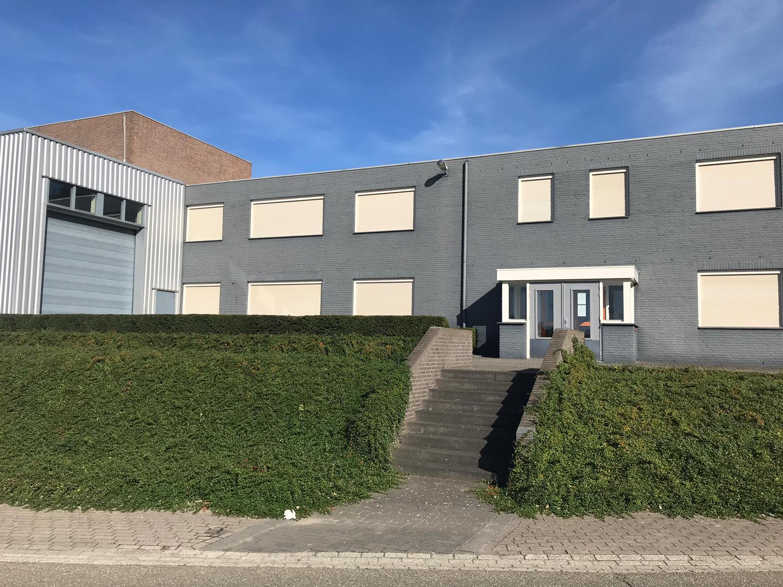 Neue Fabrik und Bürogebäude ab 1er Januar 2019